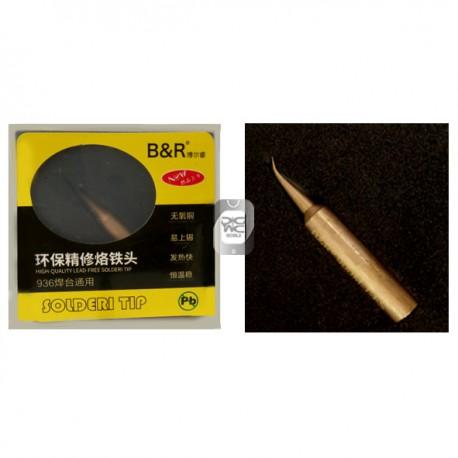 سرهویه B&R solderi tip